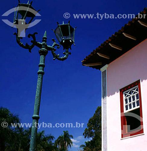 Interior da antiga fazenda de café Cachoeira Grande - Vassouras - RJ - Brasil   - Vassouras - Rio de Janeiro - Brasil