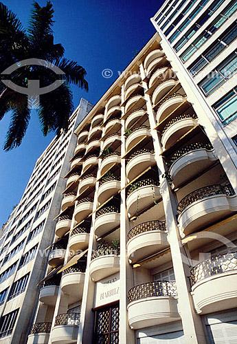 Edifício Biarritz -  Flamengo - Rio de Janeiro - RJ - Brasil  - Rio de Janeiro - Rio de Janeiro - Brasil