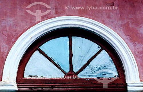 Detalhe de arquitetura - São Luis - MA - Brasil  - São Luís - Maranhão - Brasil