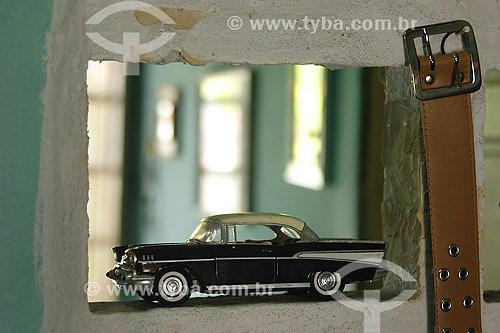 Arte e Cultura Popular, Chevrolet Bel Air - PE - Brasil - Set./2007  - Pernambuco - Brasil