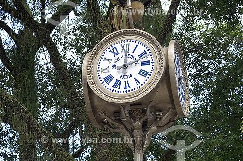 Praça do Relógio de São Pedro - Salvador - BA - Brasil  - Salvador - Bahia - Brasil