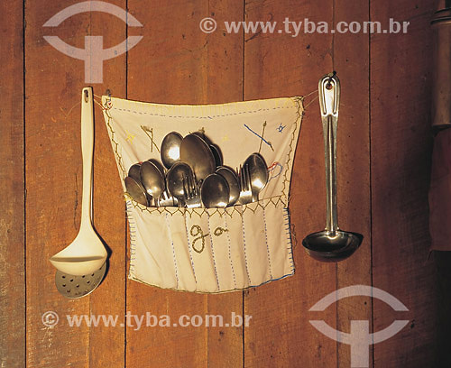Utensílios de cozinha  - Bahia - Brasil