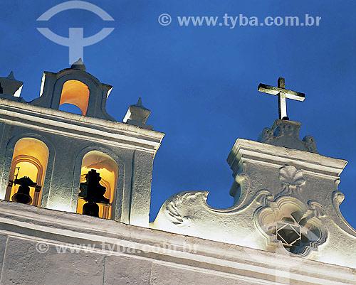 Capela de Nossa Senhora da Lapa da Boa Morte - Angra dos Reis - RJ - Brasil  - Angra dos Reis - Rio de Janeiro - Brasil