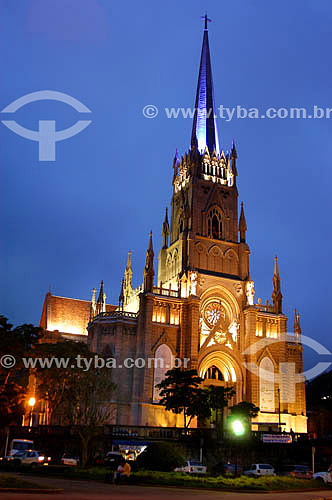 Catedral de Petrópolis - Petrópolis - RJ - Brasil                    - Petrópolis - Rio de Janeiro - Brasil