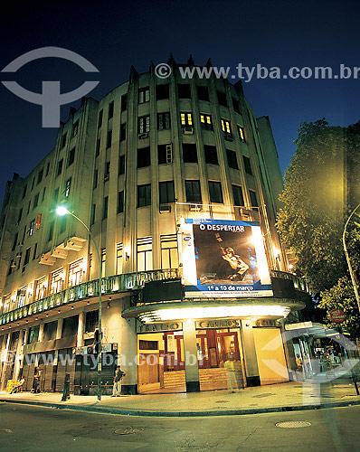 Teatro Carlos Gomes - Rio de Janeiro - RJ - Brasil  - Rio de Janeiro - Rio de Janeiro - Brasil