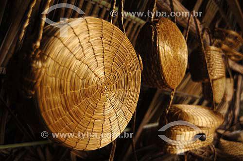 Bolsas - Artesanato de Capim Dourado da região de Jalapão  - Palmas - Tocantins - Brasil
