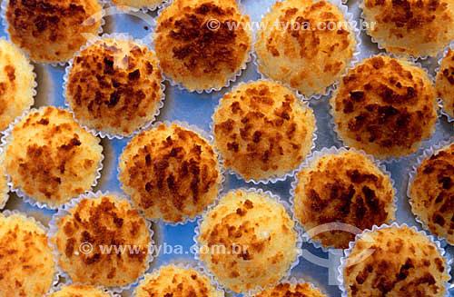 Doces - queijadinhas  - Brasil