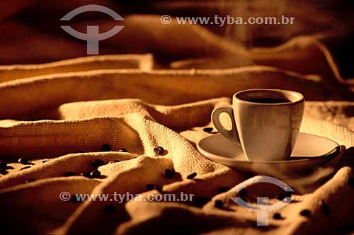 Xícara de café (cafezinho)
