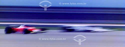 Automobilismo - carros de Fórmula 1
