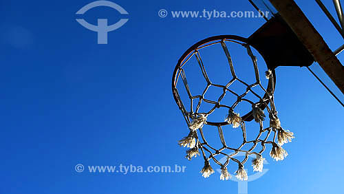 Cesta - Tabela de basquete - Esporte - Dezembro de 2007