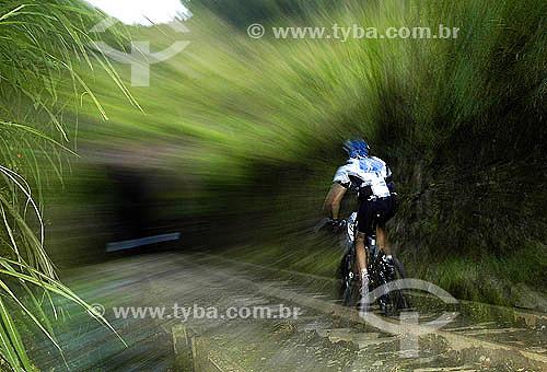 MTB Trip Trail 2006 - Prova de Mountain Bike entre Campos do Jordão (SP) e Paraty (RJ) - Brasil - Abril de 2006  - Paraty - Rio de Janeiro - Brasil
