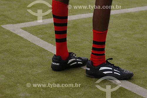 Futebol - Chuteiras - Grama Sintética - Jun/2007