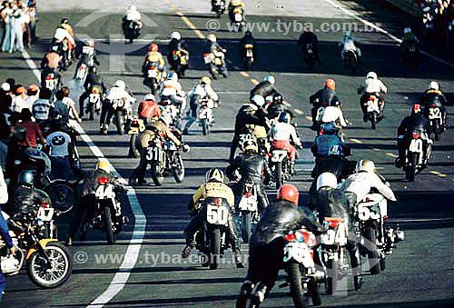 Motociclismo - Interlagos - São Paulo - SP - Brasil  - São Paulo - São Paulo - Brasil
