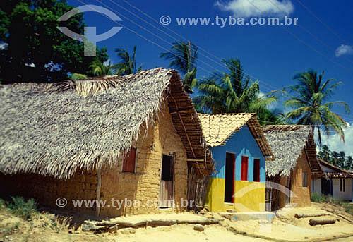 Habitações em Poxim - Alagoas - Brasil / Data: 2006