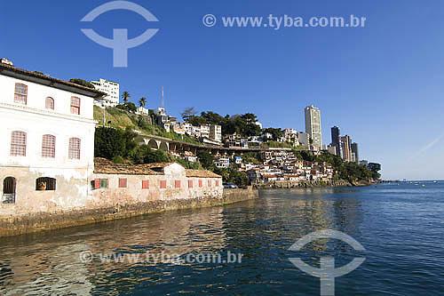 Museu de Arte Moderna da Bahia - Avenida do Contorno - Baía de Todos os Santos - Salvador - BA - Brasil  - Salvador - Bahia - Brasil