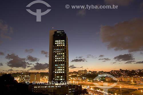 Avenida Tancredo Neves no bairro Pituba - Salvador - BA - Brasil  - Salvador - Bahia - Brasil