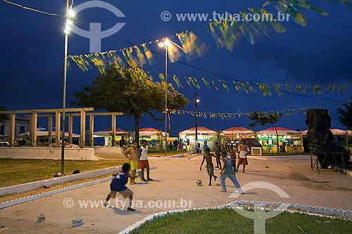 Largo de Santo Antônio Além do Carmo - Centro Histórico de Salvador - BA - Brasil  - Salvador - Bahia - Brasil