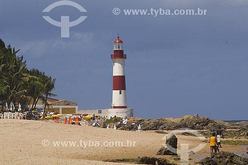 Praia de Itapuã - Salvador - BA - Brasil  - Salvador - Bahia - Brasil