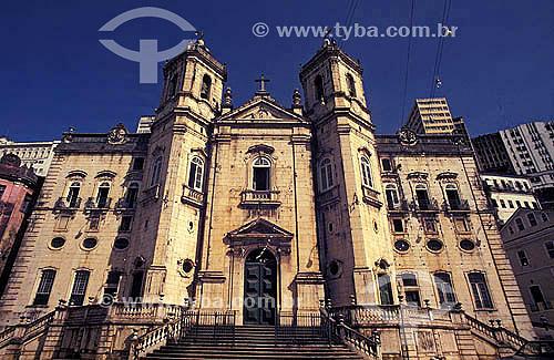Igreja Basílica de Conceição da Praia - Salvador - Bahia - Brasil  - Salvador - Bahia - Brasil