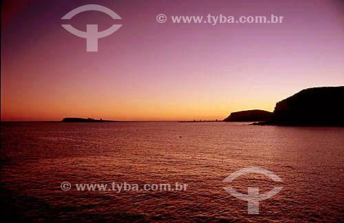 Arquipélago de Abrolhos  - Costa das Baleias - litoral sul da Bahia - Brasil  O Parque Nacional Marinho de Abrolhos foi criado em 6 de abril de 1983.  - Caravelas - Bahia - Brasil