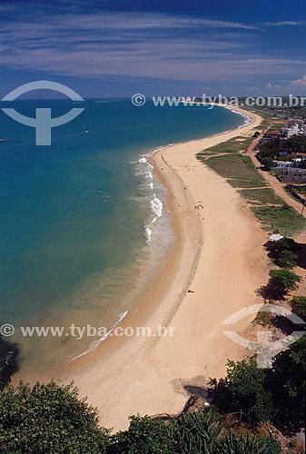Assunto: Praia de Guarapari / Local: Guarapari - Espírito Santo (ES) - Brasil / Data: 2009