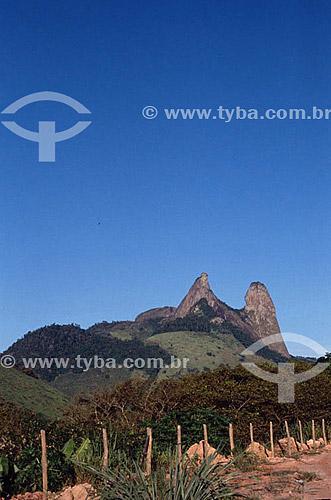 Pedra do Frade e da Freira - ES - Brasil  - Espírito Santo - Brasil
