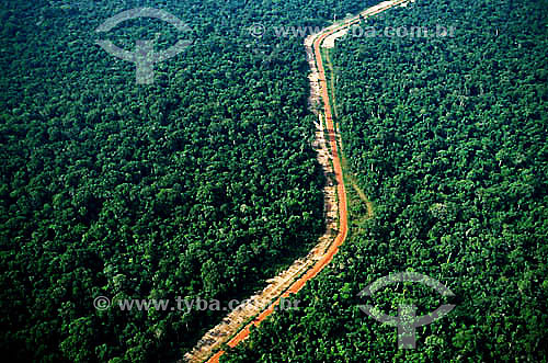 Reserva do Araguaia - Bananal - GO - Brasil  - Bananal - Goiás - Brasil