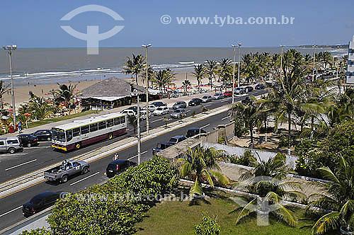 Praia do Calhau - São Luis - Maranhão - Brasil - Fevereiro 2006  - São Luís - Maranhão - Brasil