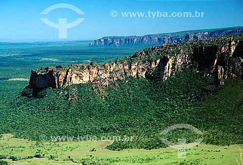 Assunto: Parque Nacional da Chapada dos Guimarães  / Local: Mato Grosso (MT) - Brasil / Data: 2008