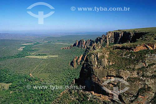 Parque Nacional da Chapada dos Guimarães - MT - Brasil - Data: 2005
