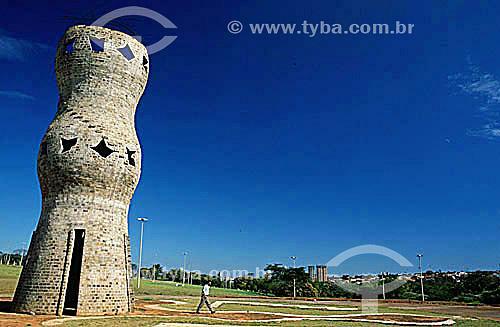 Parque das Nações Indígenas - Campo Grande - MS - Brasil  - Campo Grande - Mato Grosso do Sul - Brasil