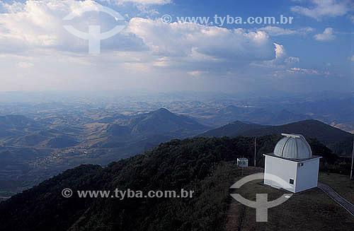 Observatório Nacional de Astrofisica no Pico