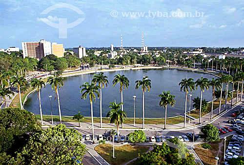 Parque Sólon de Lucena - também conhecido simplesmente como Lagoa  - João Pessoa - Paraíba (PB) - Brasil