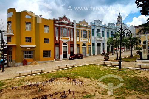 Praça Antenor Navarro - Centro Histórico de João Pessoa - PB - Brasil - 05/2006  - João Pessoa - Paraíba - Brasil
