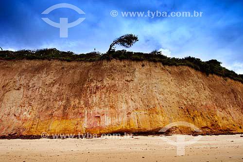 Praia Ponta do Seixas - Ponto mais Oriental das Américas - João Pessoa - PB - Brasil  - João Pessoa - Paraíba - Brasil