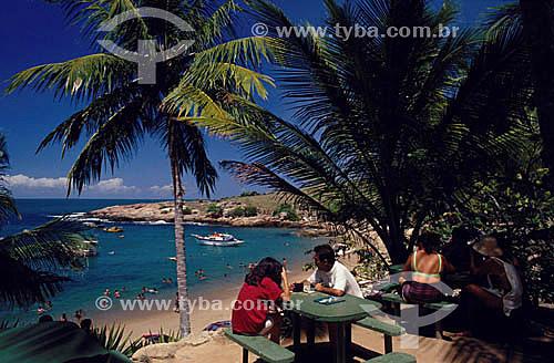 Praia de Calhetas - PE - Brasil  - Cabo de Santo Agostinho - Pernambuco - Brasil