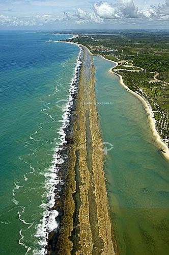 Praia da Gamboa e Muro Alto - Ipojuca- PE - BrasilData:05/2006