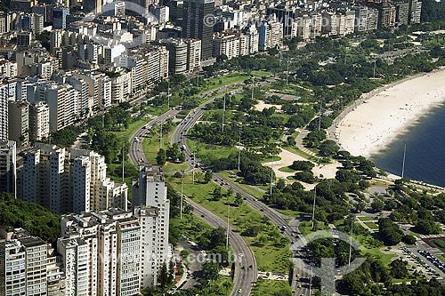 Morro da viúva  - Flamengo - Rio de Janeiro - RJ - Brasil  - Rio de Janeiro - Rio de Janeiro - Brasil
