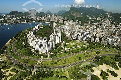 Morro da viúva - Aterro - Flamengo - Rio de Janeiro - RJ - Brasil  - Rio de Janeiro - Rio de Janeiro - Brasil