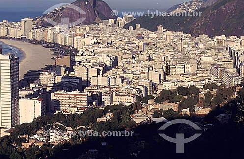 Prédios de Copacabana - Rio de Janeiro - RJ - Brasil  - Rio de Janeiro - Rio de Janeiro - Brasil