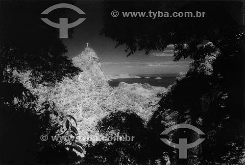 Cristo Redentor - Rio de Janeiro - RJ - Brasil  - Rio de Janeiro - Rio de Janeiro - Brasil