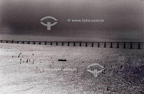 Ponte Rio-Niterói - Rio de Janeiro - RJ - Brasil  - Niterói - Rio de Janeiro - Brasil