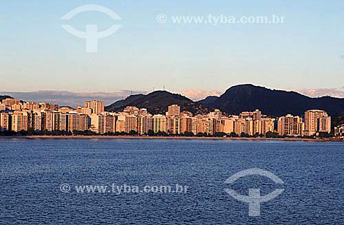 Assunto: Praia de Icaraí / Local: Niterói - Rio de Janeiro - RJ - Brasil / Data: 2008