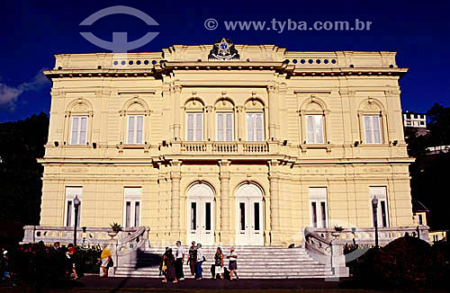 Palácio Rio Negro - Petrópolis - RJ - Brasil  - Petrópolis - Rio de Janeiro - Brasil