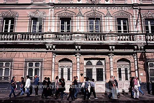 Colégio Santa Isabel - Petrópolis - Região serrana do estado do Rio de Janeiro - RJ - Brasil  - Petrópolis - Rio de Janeiro - Brasil