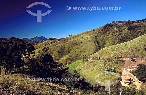 Região de Visconde de Mauá - Vale das Cruzes - RJ - Brasil  - Resende - Rio de Janeiro - Brasil