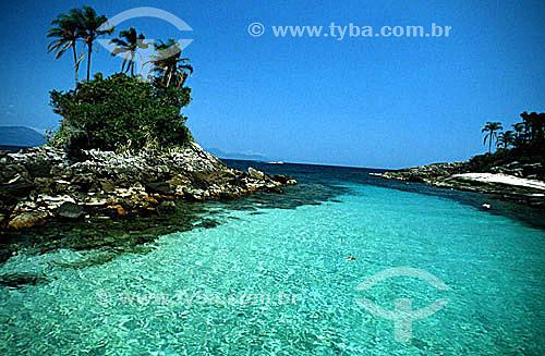 Ilhas Botinas ou Duas Botas - Angra dos Reis - Costa Verde - RJ - Brasil  - Angra dos Reis - Rio de Janeiro - Brasil