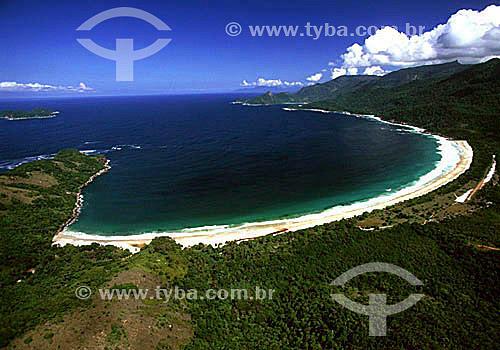 Parque Estadual da Ilha Grande - APA de Tamoios - Ilha Grande - APA dos Tamoios - Baía de Angra dos Reis - Costa Verde - RJ - Brasil  - Angra dos Reis - Rio de Janeiro - Brasil