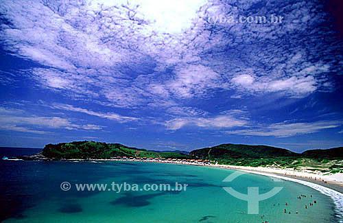 Praia das Conchas - Cabo Frio - RJ - Brasil / Data: 01/2000