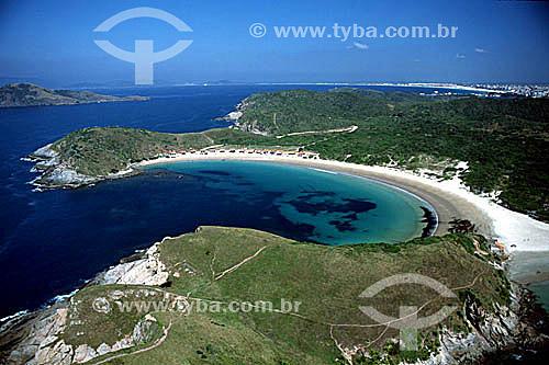 Praia das Conchas -Cabo Frio - RJ - Brasil - 2002  - Cabo Frio - Rio de Janeiro - Brasil